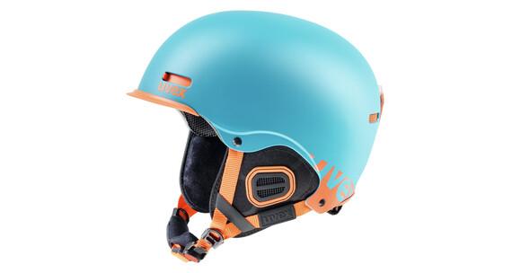 UVEX hlmt 5 core - Casque de ski - turquoise